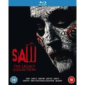 Saw: Legacy Collection