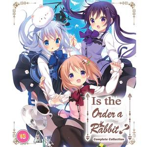 Is The Order A Rabbit S1 Collection