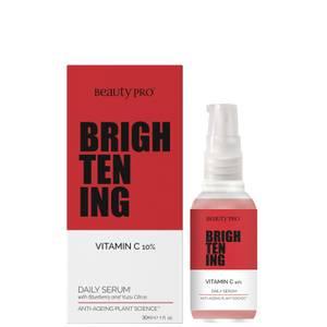 BeautyPro Brightening 10% Vitamin-C Daily Serum 30ml