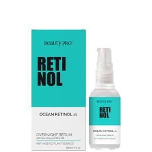 BeautyPro Retinol 1% Overnight Serum 30ml