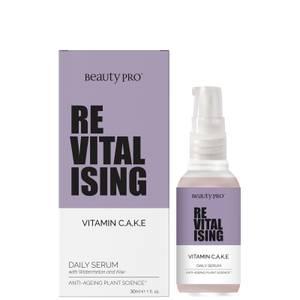 BeautyPro Revitalising Vitamin CAKE Daily Serum 30ml