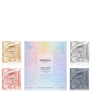 Knesko Skin The Luxe Face Mask Kit (Worth $160.00)