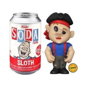 Goonies Sloth Vinyl Soda in a Collector Can