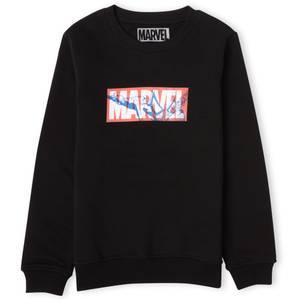 Marvel Spider-Man Kids' Sweatshirt - Black