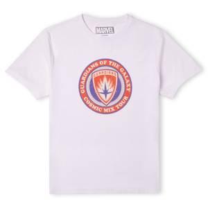 Marvel Cosmic Mix Tour Men's T-Shirt - White