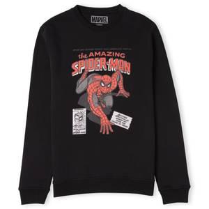 Marvel The Amazing Spider-Man Sweatshirt - Black