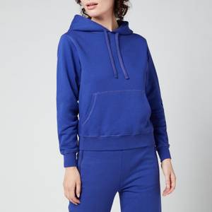 Les Girls Les Boys Women's Loopback Slim Hoody - Blue