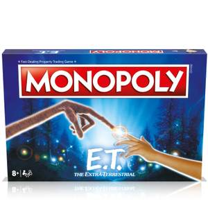 Monopoly Board Game - E.T Zavvi Exclusive Edition