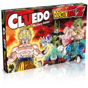 Cluedo Mystery Board Game - Dragon Ball Z Zavvi Exclusive Edition