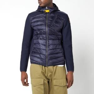 Parajumpers Men's Nolan Hybrid Hooded Jacket - Navy