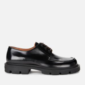 Maison Margiela Men's Derby Shoes - Black