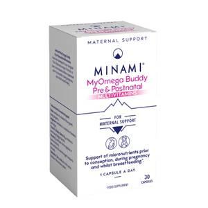 MyOmega Buddy Pre&Postnatal Multivitamins - 30 Capsules
