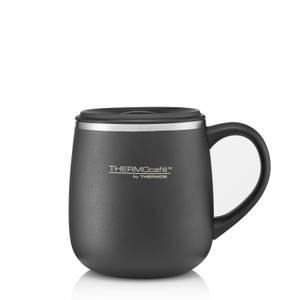 Thermos Thermocafe Earth Desk Mug - 280ml - Slate Black