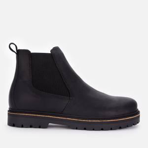 Birkenstock Women's Stalon Nubuck Chelsea Boots - Black