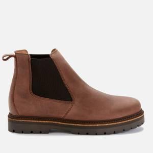 Birkenstock Women's Stalon Nubuck Chelsea Boots - Mocca