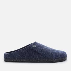 Birkenstock Men's Zermatt Slippers - Dark Blue