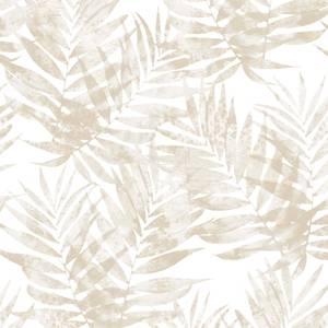 Organic Textures Speckled Palm Beige Wallpaper