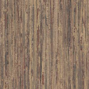 Organic Textures Rough Grass Dark Brown Wallpaper