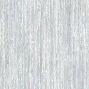 Organic Textures Rough Grass Silver Wallpaper