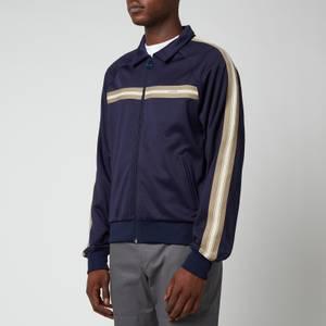Lanvin Men's Track Suit Sweater - Navy Blue