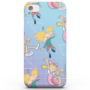 Nickelodeon Hey Arnold Phone Case for iPhone and Android