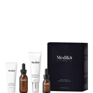 Medik8 The CSA Kit Retinol Edition for Men (Worth $296.00)