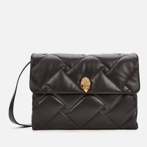 Kurt Geiger London Women's Kensington Soft Large Bag - Black