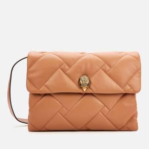 Kurt Geiger London Women's Kensington Soft Large Bag - Camel