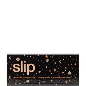 Slip Pure Silk Sleep Mask Holiday Edition - Black
