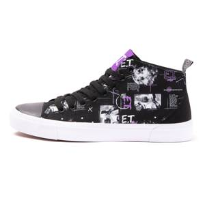 Akedo x E.T. The Extra Terrestrial Black Adult Signature High Top