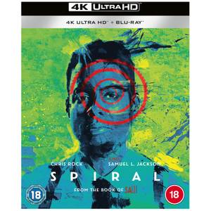 Spiral: From The Book Of Saw - 4K Ultra HD (Includes Blu-ray)