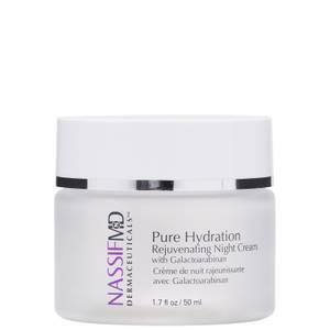 NassifMD Dermaceuticals Pure Hydration Rejuvenating Night Cream with H2OBioEV 50ml