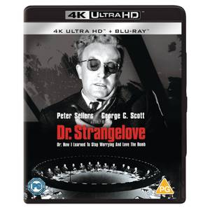 Dr Strangelove Or: How I Learned To Stop Worrying And Love The Bomb - 4K Ultra HD (Includes Blu-ray)