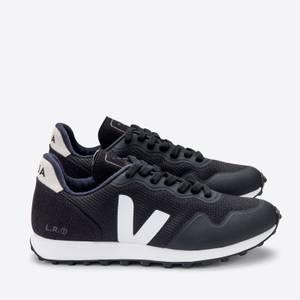 Veja Women's SDU Running Style Trainers - Black/White/Natural