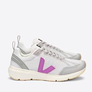 Veja Women's Condor 2 Running Trainers - Light Grey/Ultraviolet