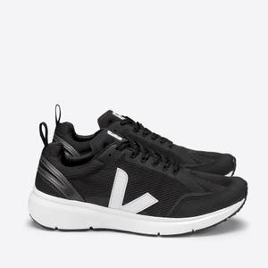 Veja Men's Condor 2 Running Trainers - Black/White
