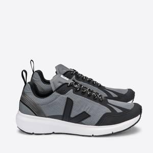 Veja Men's Condor 2 Running Trainers - Concrete/Black