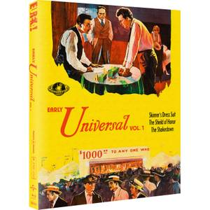 Primeros años Universal Volumen 1 (Masters of Cinema)