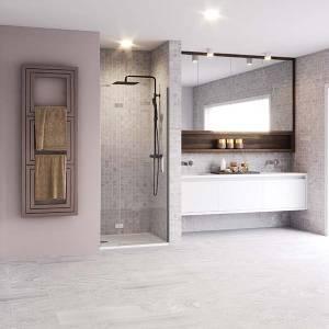 Oyster 900mm Pivot Door