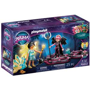 Playmobil Two Fairies with Two Spirit Animals (70803)