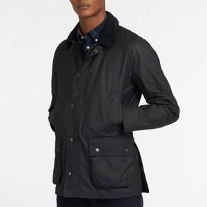 Barbour Men's Bodey Wax Jacket - Navy