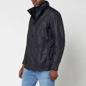 Barbour Men's Century Wax Jacket - Navy
