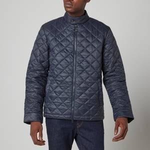 Barbour Men's Harrington Quilt Jacket - Navy