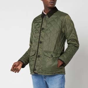 Barbour Men's Horden Quilt Jacket - Olive