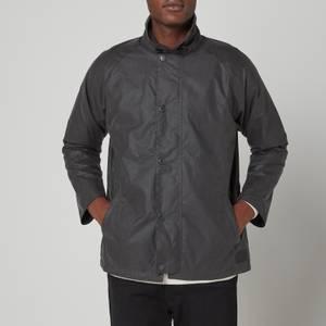 Barbour Men's Rigg Wax Jacket - Charcoal