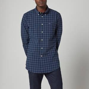 Barbour Men's Lomond Tailored Shirt - Midnight Tartan