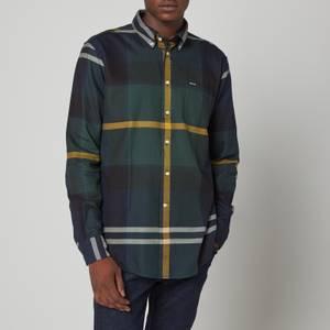 Barbour Men's Dunoon Tailored Shirt - Seaweed Tartan