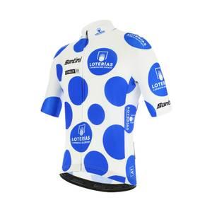 Santini La Vuelta 2021 King of the Mountain Jersey