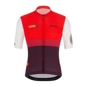 Santini La Vuelta 2021 Burgos Jersey