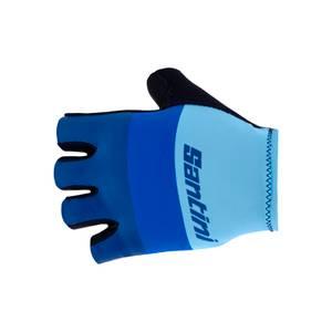 Santini La Vuelta 2021 Gamoniteiru Summer Gloves